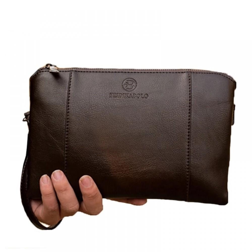 7c50852609 Carteira Bolsa de mão Masculina Viagem